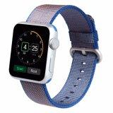 Braccialetto di nylon tessuto della cinghia della fascia di Iwatch del ciclo di sport per la serie 1 della vigilanza del Apple 2 3