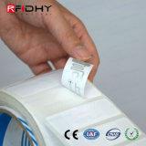etiqueta pasiva de la ropa del extranjero 9620 Higgs3 RFID de la frecuencia ultraelevada 860-960MHz