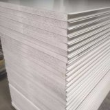 Machine faite EPS panneau sandwich de silice