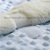 浮彫りにされたマイクロミンクの寝袋