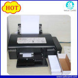 Cartão da identificação do PVC do espaço em branco da impressora Inkjet do tamanho Cr80 para a impressora de Canon Epson