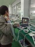 Compacto y portátil fiable vasculares cardiacas Eco Doppler Color Sol-906e