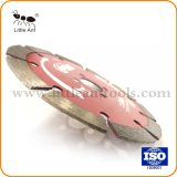Herramienta de diamante de alta calidad hoja de sierra de mano de Discos de corte universal para granito