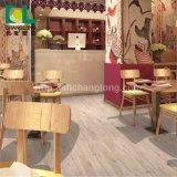 Mattonelle di lusso di goffratura di legno della plancia della pavimentazione del PVC del vinile, ISO9001 Changlong Clw-27