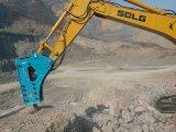 Marteau hydraulique de qualité pour la pièce d'assemblage d'excavatrice