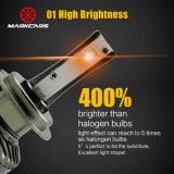 Markcars coche automático de alta potencia de la luz de faro Faro Led Kits