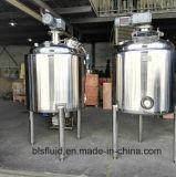 De Yoghurt die van het roestvrij staal de Tank van de Gisting mengen