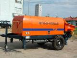 Bomba concreta da potência Diesel portátil
