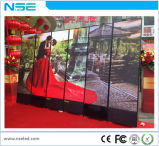 P3mm DEL d'intérieur annonçant l'Afficheur LED de stand d'affiche de joueur d'étalage