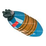 小さい直径の内部パイプラインClamper: 重量(クローラーを含まないため) 18kg