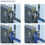 Pompa centrifuga del latte della pompa di trasferimento dell'acqua dell'acciaio inossidabile del commestibile