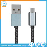 5V/2.1A personalizzato che carica il micro cavo di dati del USB per il telefono mobile