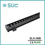 Rondelle de mur de RVB DEL pour l'éclairage d'horizontal (SLX-06B)