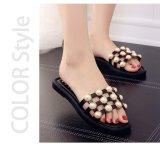 Мода лето обувь женщины дома слайды благоухающем курорте тапочки