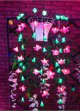 110-220V impermeabilizzano la modellistica dell'indicatore luminoso della decorazione di natale LED della lampada