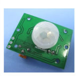 24V 에너지 절약 잘 고정된 인체 전등 스위치 Hw-8090