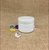 choc cosmétique de l'animal familier 100ml en plastique rond transparent (ZY03-A002)