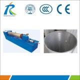 Dobladora de los extremos solares del tambor para la producción interna del tanque