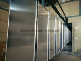 Customzied painel sólido de alumínio de acordo com o desenho do projeto