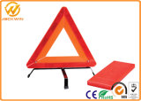 Segurança dos automóveis Reflective triângulo de alerta em situações de emergência