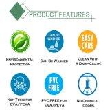 Nouveau design de gros de rideau de douche en PVC avec Anti-Fungal/antibactérien