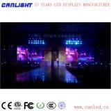 Visualización de LED de alquiler a todo color al aire libre P8 para la etapa