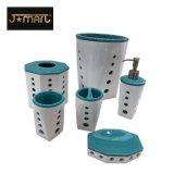 Modernes keramisches Badezimmer-Hauptzusatzgerät mit Set 6PCS