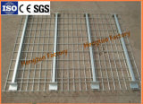 Heavy Duty palettier Wire Mesh pour l'entrepôt de stockage de la couche pour le pontage