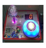 Guindaste de luxe da garra da máquina de jogo da boneca da garra da edição do mini campo de jogos interno