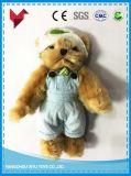Jouets de vente chauds de peluche d'ours de nounours pour l'adulte et les gosses