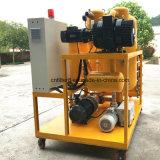 O óleo do transformador de vácuo de dois estágios de filtragem do óleo dielétrico Máquina (ZYD-30)