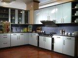 Lacas Dois Pack armário de cozinha (002) Nova armário de cozinha - Gabinete de laca de alto brilho