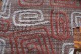 Tessuto della mobilia del sofà del reticolo di Gemotrical da Chenille