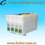 T2521-4 Заполните картридж для Epson Workforce Wf7110 WF7610 принтер