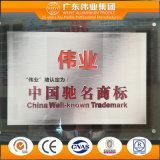 Het Profiel van het Aluminium van de bouw van de Groep van het Aluminium Weiye