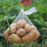 Sac d'oignon de légumes/sac tubulaire de maille