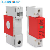 1p L+PE 30-60ка 385V AC DIN SPD домашних низкого напряжения защитного устройства