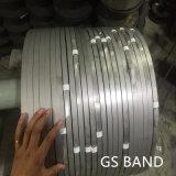 Oppervlakte 304 die van Ba van de precisie 2b Roestvrij staal 201 Band vastbinden