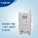 Resfriado a água industrial do chiller do Sistema de Controle de Temperatura do Aquecimento Sundi-155/155W