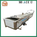 Precooking automática de equipos y palidez máquina utilizada en la línea de procesamiento de vegetales congelados