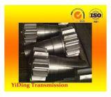 Zylinderförmige geöffnete Gang-Welle verwendet auf Zementindustrie-Getriebe