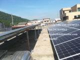 A qualidade alemão 295W todo enegrece os mono módulos solares para o mercado de Noruega
