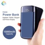 2018 Nuevo cargador de teléfono portátil de baterías externas Banco 10000mAh de energía