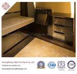 Gute Entwurfs-Hotel-Möbel mit modernem Art-Schlafzimmer-Bett (YB-WS-39)