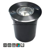 IP67 6W LED Inground Light/LED 지하 Light/LED 벽 빛
