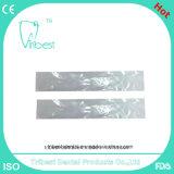 Funda ligera dental disponible de la maneta, cubierta plástica