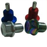 M12 X 1,25 алюминия CNC магнитную пробку слива масла