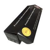 Caja de cartón impreso caja de embalaje de cartón ondulado CMYK de impresión offset.