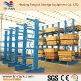 Tormento voladizo del almacenaje largo resistente de las mercancías
