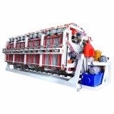 A madeira maciça Hdraulic palato seccional rotativo nas quatro rodas a máquina